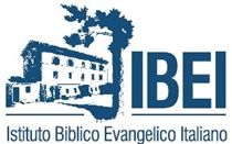 IBEI - ISTITUTO BIBLICO EVANGELICO ITALIANO